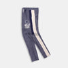 Quality Racer Striped Open Bottom Slim Fit Graphic Trousers (HO-10127)