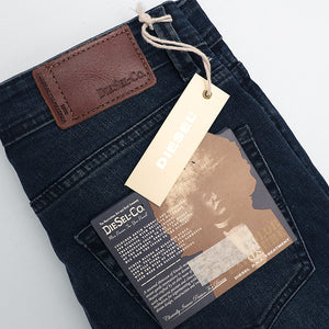 exclusive Johnson 'slim fit' stretch jeans (DI-2175)