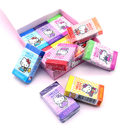 Hello Kitty Imported Matt Magic Jumbo Eraser