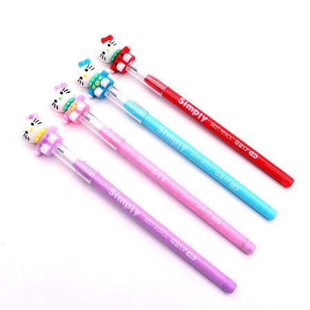 Top Quality Imported Kitty Topper Changing Lead Pencil for Kids