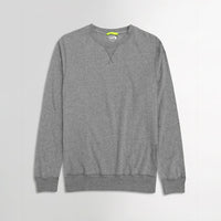 MTA Grey Sports Fleece Sweatshirt (MT-2014)