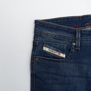 exclusive Blue Scotte  'slim fit' stretch jeans (DI-2061)