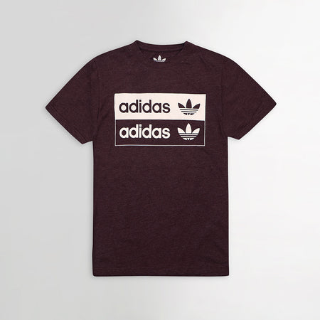 AD Burgundy  life of sports Graphic T-Shirt (AD-3713)