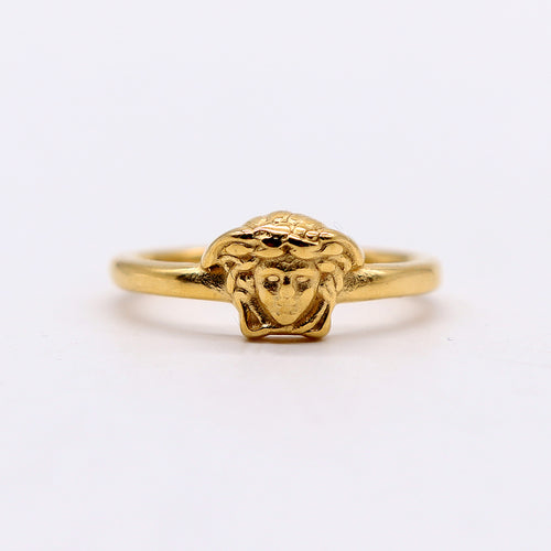 VR PREMIUM QUALITY STRONG WRAP MEDUSA RING (VE-2180)