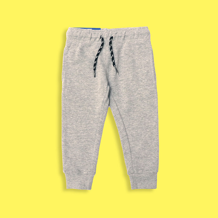 Lupilu Kids Grey marl close bottom joggers (LU-5127)