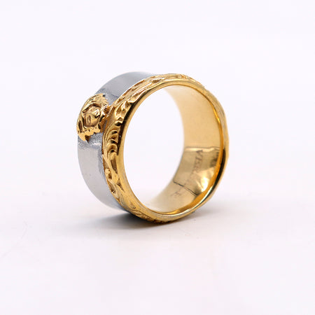 VR PREMIUM QUALITY MEANDER RING (VE-2193)
