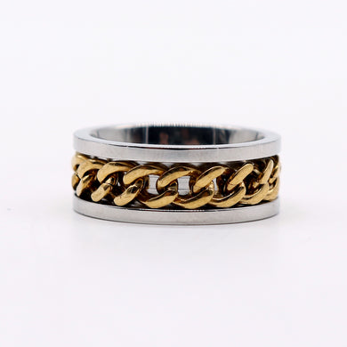 VR PREMIUM QUALITY CHAIN RING (VE-2185)