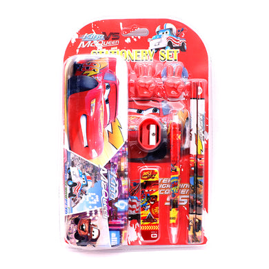 McQueen Kids Stationary Bundle Set (GS-5308)