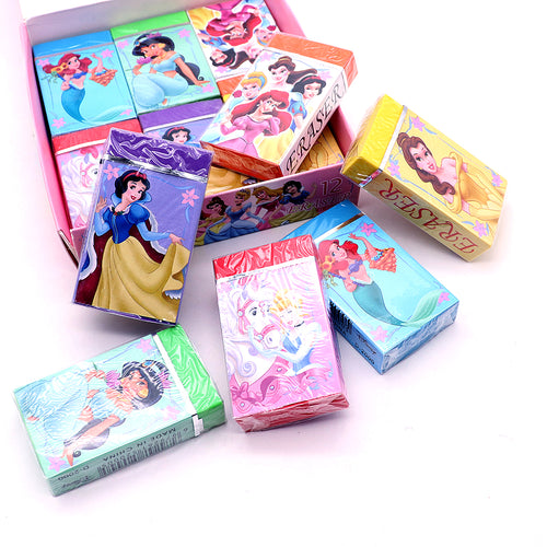 Barbie Characters Matt Magic Jumbo Eraser