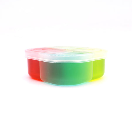 Pack of 4 Colored Super Soft Glossy Jelly Slime (SL-5395)