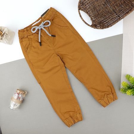 Kids Stretch Pull-On Jogger Fit Pants  (MI-10229)