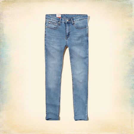 LVS Skinny Advanced Stretch Men's Jeans  (LE-1141)