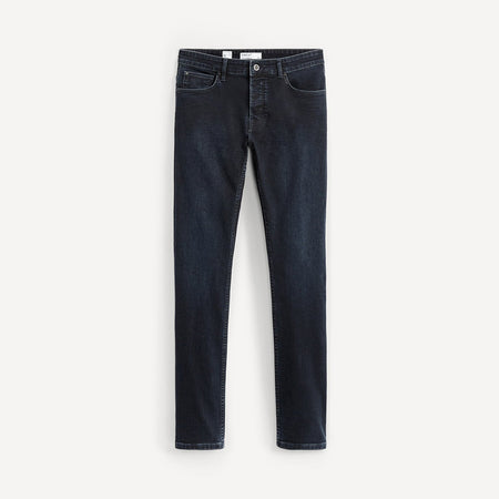 CLIO DARK WASH STRAIGHT FIT JEANS (CE-2364)