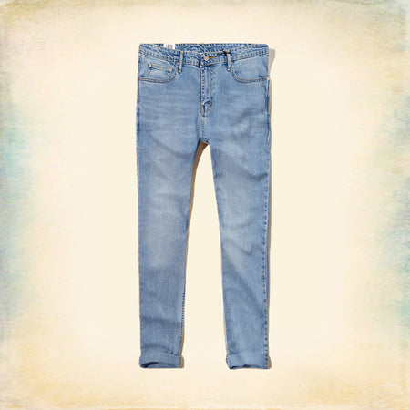 LVS Skinny Advanced Stretch Men's Jeans  (LE-1139)