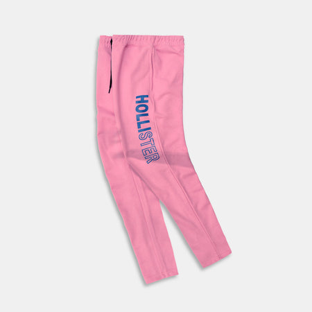 Hlstr  Signature Graphic Printed Terry Sweatpants (HO-11044)