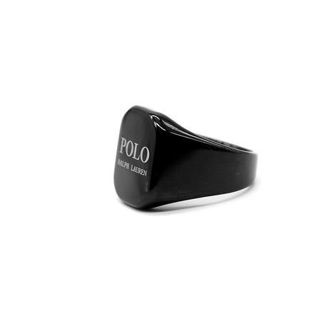 PREMIUM QUALITY BLACK SIGNATURE RING (PO-2292)