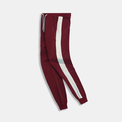 ZR Women Side Stripe Slim Fit Cuffed Joggers (ZA-2345)