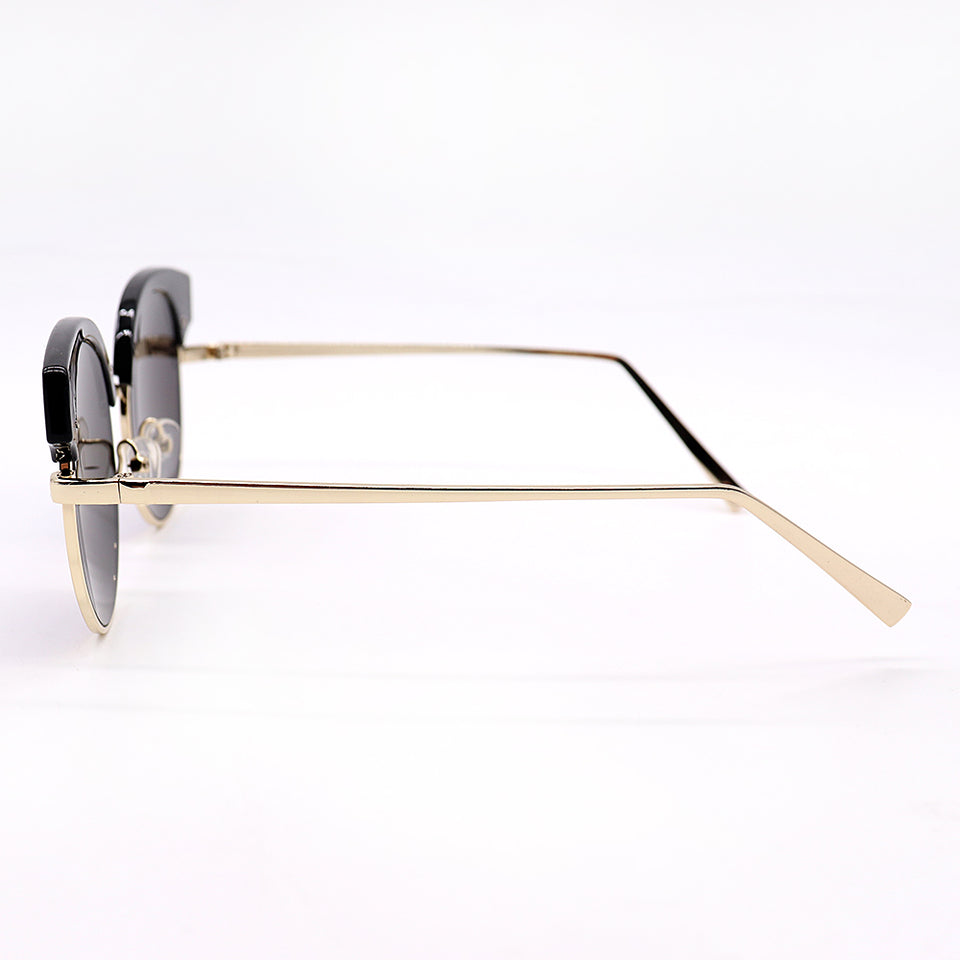 Metal and acetate sunglasses  (SG-2284)