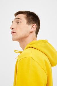 Sprng Fld Bright Yellow Zipper Hoodie (SP-1840)