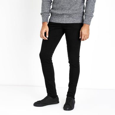 New Lk Black Skinny fit stretch Jeans (NL-677)