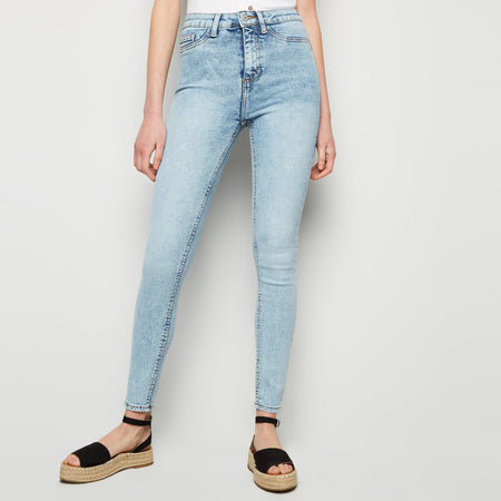 Karen High Waist Super skinny Jeans (HA-869)