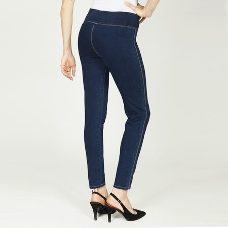 Women Jeggings IN RAW STRETCH JEANS PAULA (RI-1475)