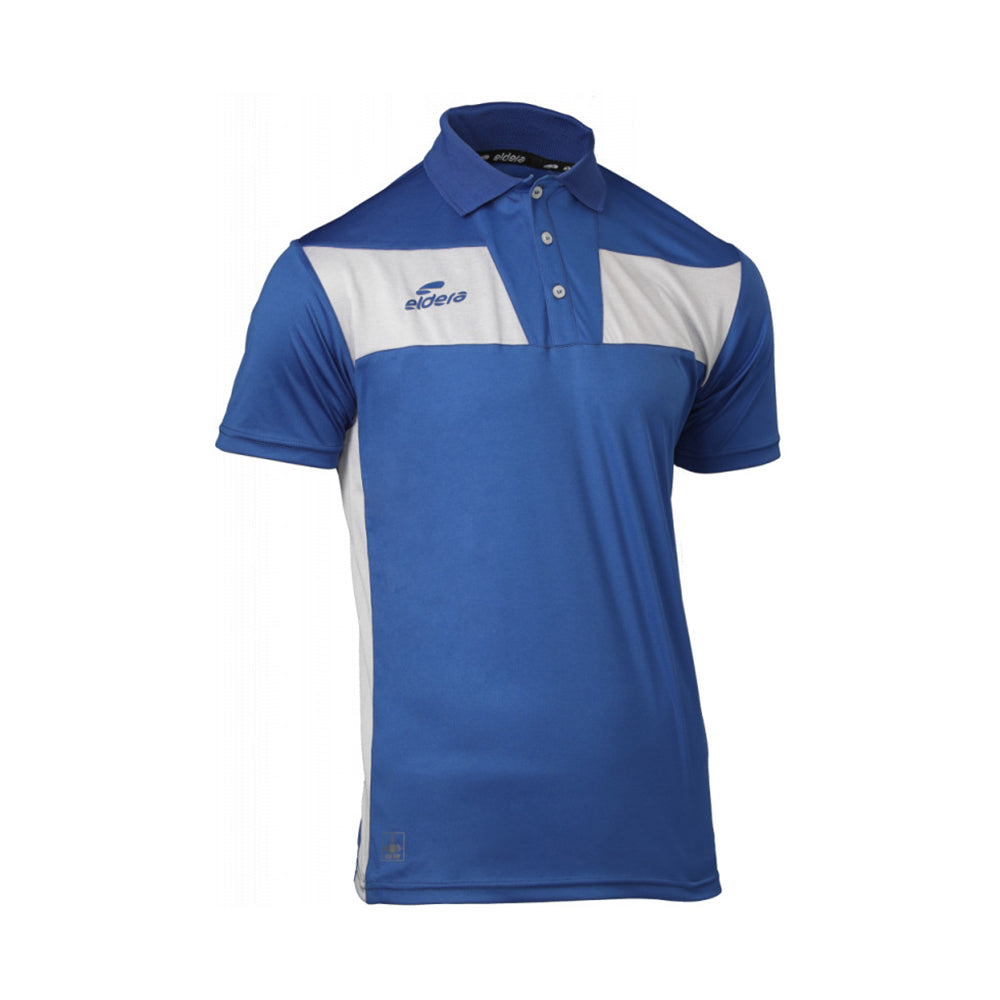 ELDRA Royal Blue  Moisture Wicking Sports Polo Shirt (EL-2352)