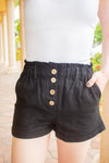 Multi Button Shorts