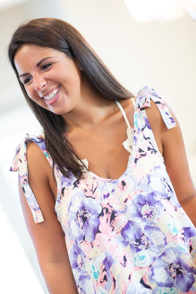 All In My Head Floral Print Woven Dress - Hollie's Boutique