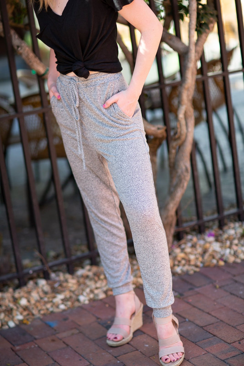 Be You Jogger Lounge Pants - Hollie's Boutique