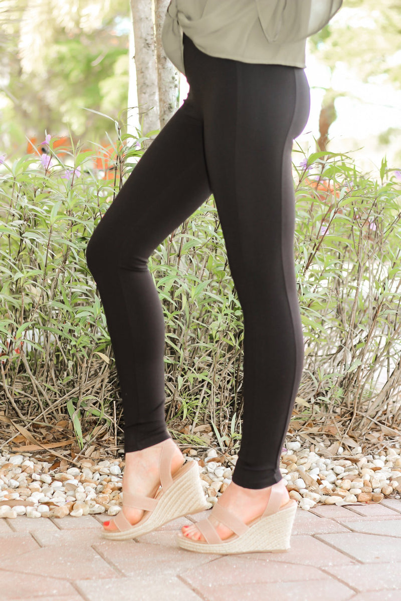 Liverpool Reese Ankle Legging - Hollie's Boutique