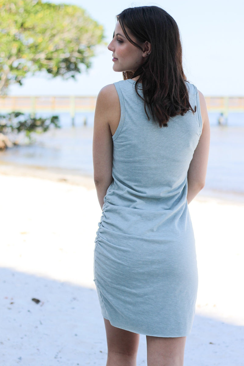 Love Like You Ruched Dress - Hollie's Boutique
