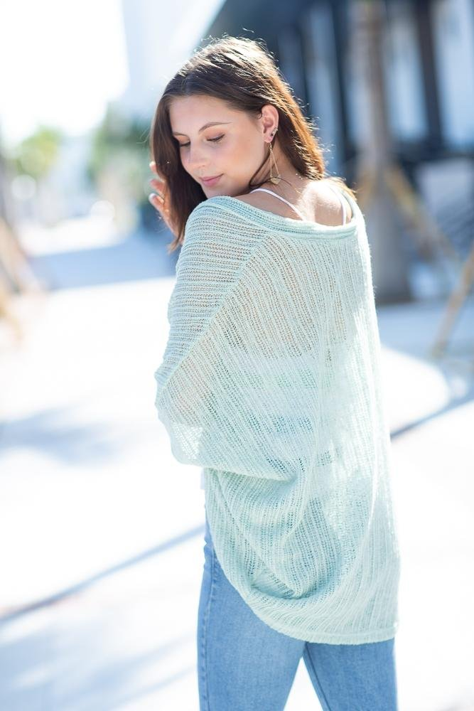 Take My Hand Knit Cardigan - Hollie's Boutique