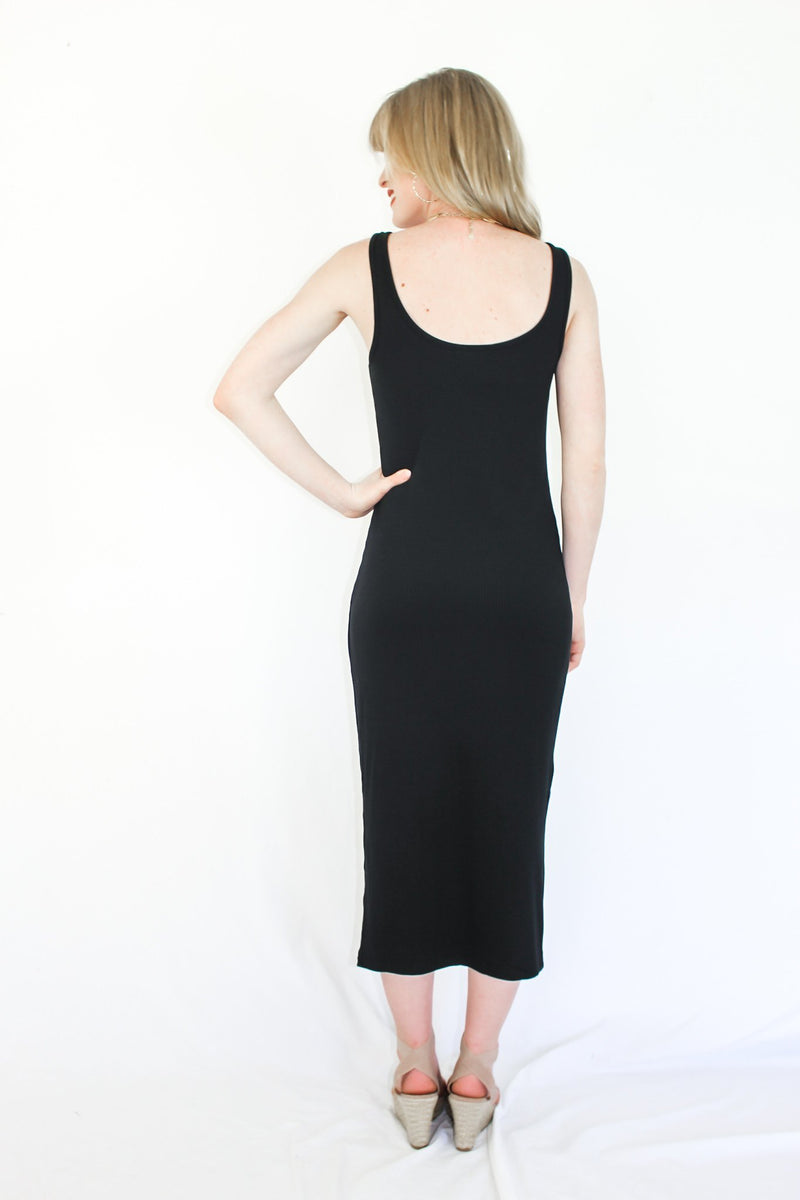 Z Supply Melina Rib Dress - Hollie's Boutique