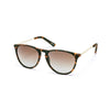 Rubberized Tortoise with Polarized Gradient Brown Lens