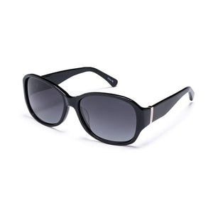 Black with Polarized Gradient Smoke Lens