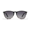 Rubberized Black with Polarized Gradient Smoke Lens
