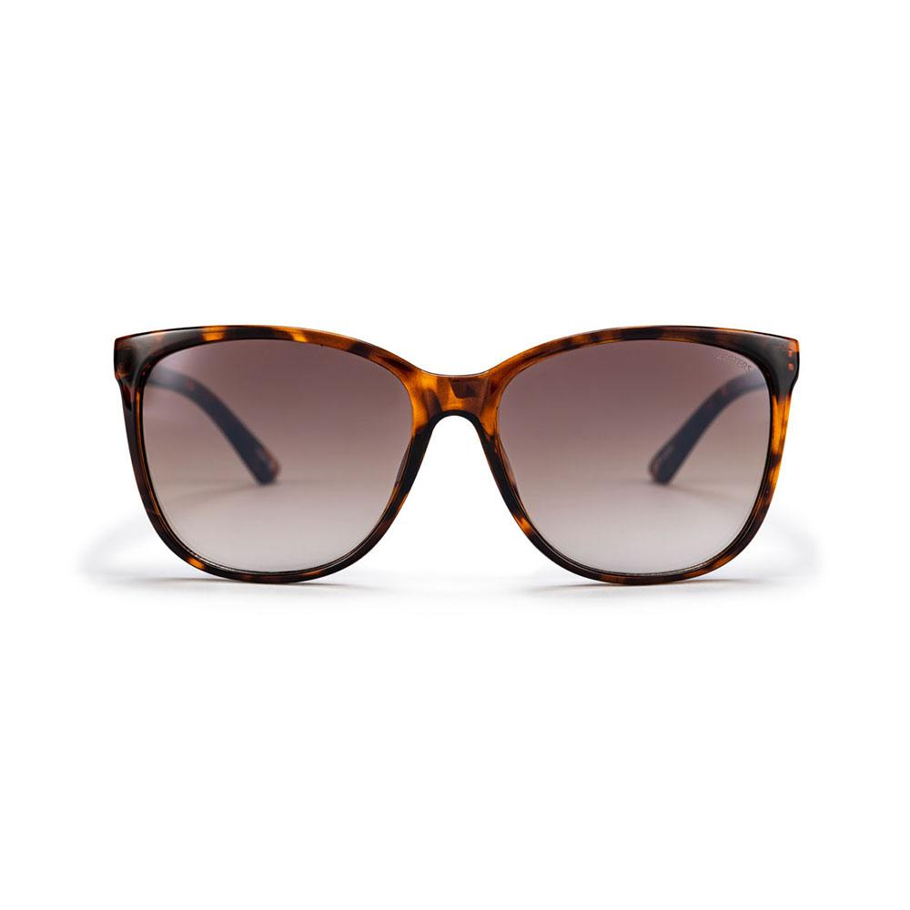 Tortoise with Gradient Brown Mirror Lens