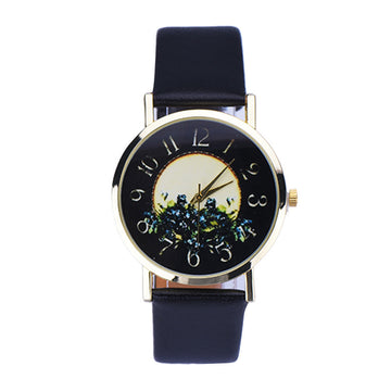 Fashion Collocation Leather watches