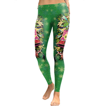 Digital Print Sports Running Pants