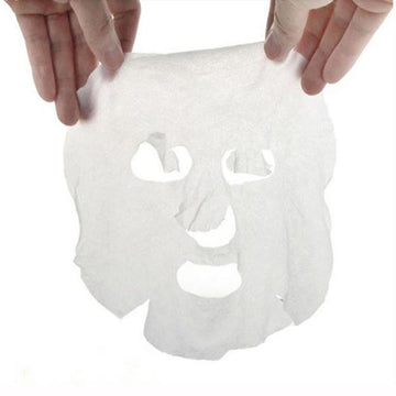 Compressed Facial Mask Hardcover