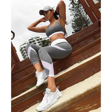 Yoga Workout Gym Fitness Leggings Exercise Athletic Pants