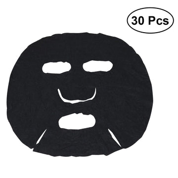 30pcs Compressed Facial Mask Natural Cotton Mask