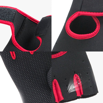 Half Finger Glove For Exercise Workout Fitness