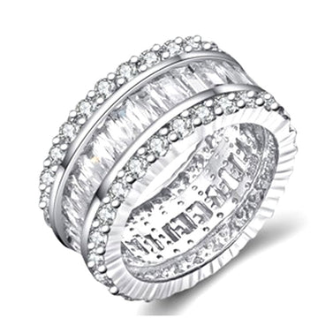 Lavish Eternity Band Ring