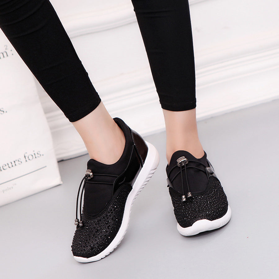 Unisex Casual Sneakers Sports Running Breathable Mesh Shoes