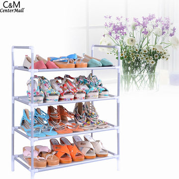 Shoes Shelves Multi functional 4 Layers