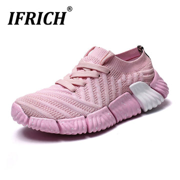 Lesbian Bi Trans Running Shoes Summer Mesh Breathable Jogging Sneakers Light Weight Flywire Athletic Shoes