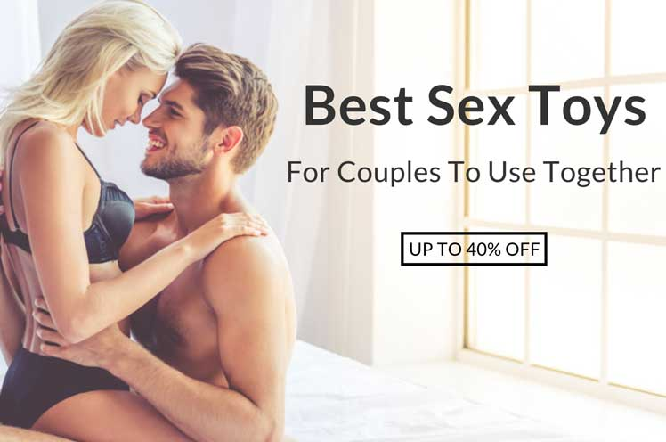 Best sex toys for couples to use together|Darcy Dares