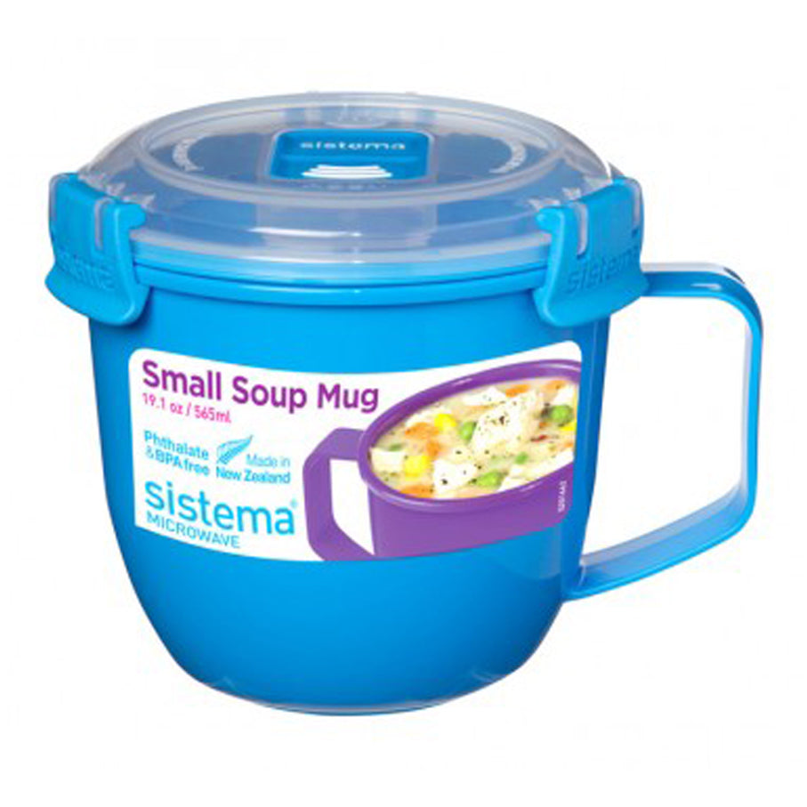 Sistema 565ml Small Soup Mug To Go: 21142 South Africa